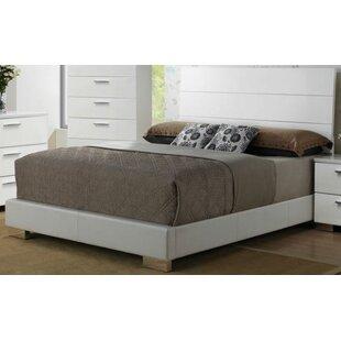 Latitude Run Jasinski Upholstered Panel Bed
