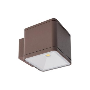 Barnaby LED Outdoor Sconce By Sol 72 Outdoor