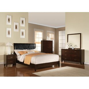 Jerlene Panel Configurable Bedroom Set
