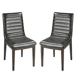 Solis Side Chair Set of 2 by 17 Stories