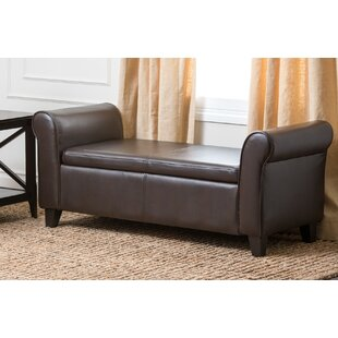 Darby Home Co Barney Upholstered Storage ..