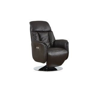 Tyshawn Leather Power Recliner
