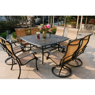 Kempf 9 Piece Dining Set