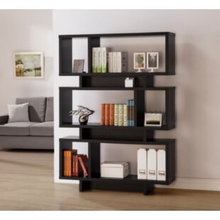 Halverson Geometric Bookcase by Orren Ellis