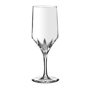 Peplum Iced Beverage Glass