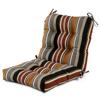 Bay Isle Home Cheryl High Back Balmoral Tropical Opal Outdoor Lounge Chair Cushion Wayfair