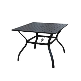 Taft Avenue Patio Iron Dining Table