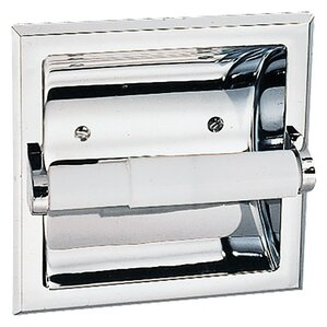 millbridge recessed toilet paper holder