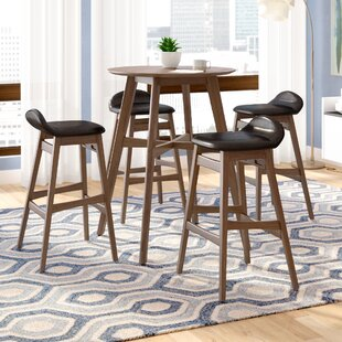 Adriana 5 Piece Pub Table Set Langley Street