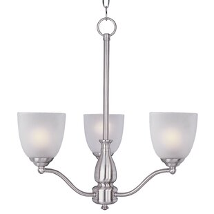 Winston Porter Callimont 3-Light Shaded Chandelier