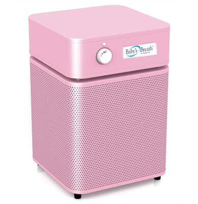 Baby's Breath Room Air Purifier with HEPA Filter Austin Air