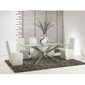Arche Dining Table by Orren Ellis