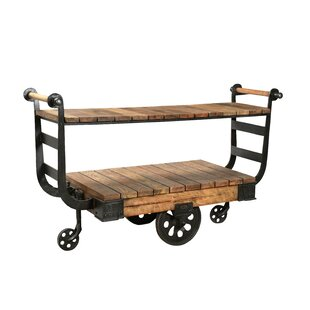 Jai Trolley Serving Cart By Williston Forge