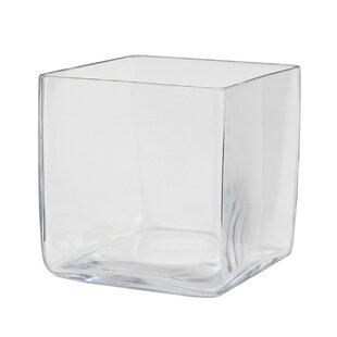 Karley Glass Cachepot By Metro Lane
