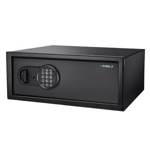 Safe Box with Electronic Lock by Barska