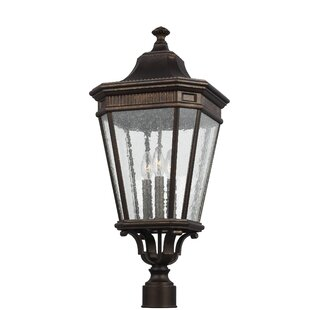Darby Home Co Chilhowee 3-Light Outdoor Hanging Lantern