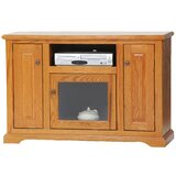 Mantua Solid Wood TV Stand for TVs up to 48 by Red Barrel Studio®