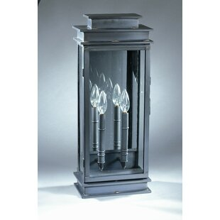 Northeast Lantern Empire 2-Light Outdoor Flush Mount