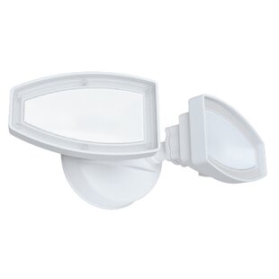 LED Dusk to Dawn Outdoor Security Flood Light with Motion Sensor by Good Earth Lighting