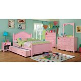 Dani Full 4 Piece Bedroom Set by Williams Import Co.