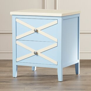 Chereen 2 Drawer End Table by ..