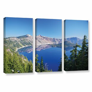 Crater Lake Canvas Wayfair