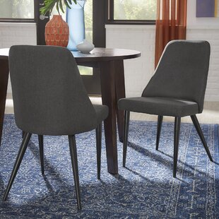 Buttars Parsons Upholstered Dining Chair (Set of 2)