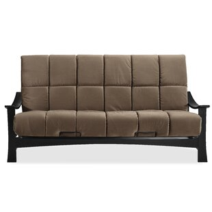 Mcavoy Futon and Mattress by Red Barrel S..