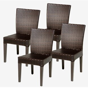 Stratford Patio Dining Chair (Set Of 4) by Sol 72 Outdoor Purchase