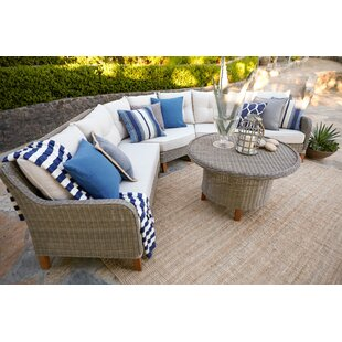 Candlewood 4 Piece Sectional Set