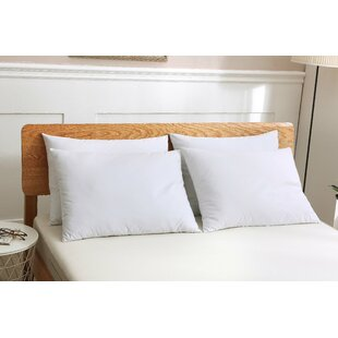Xanthe Down and Feathers Pillow (Set of 4)