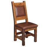 Rabon Solid Wood Dining Chair by Loon Peak®