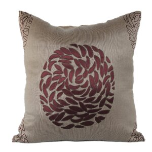 Leaf Throw Pillow (Set of 2)