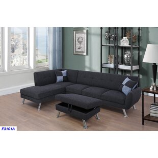 Modern & Contemporary Sectionals You\'ll Love in 2019 | Wayfair