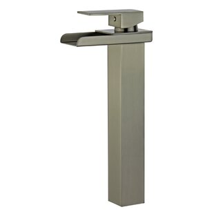 Oviedo Bathroom Faucet with Drain Assembly ByBellaterra Home