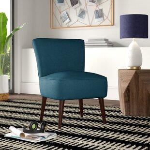 Cureton Slipper Chair by Mercury Row