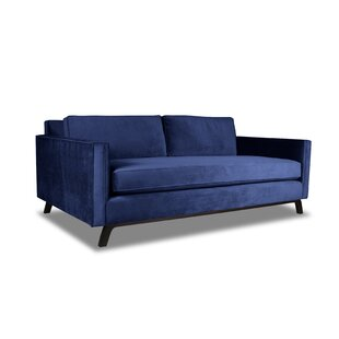 Shop Marceau Plush Deep Sofa by Orren Ellis