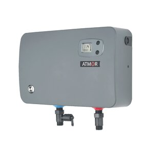 ThermoBoost 14kW/240V 2.3GPM Electric Tankless Water Heater By Atmor Industries Ltd.