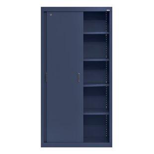 Navy Blue Storage Cabinets Wayfair