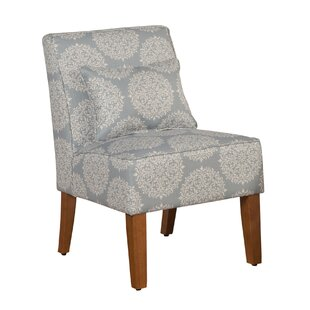 HomePop Slipper Accent Chair