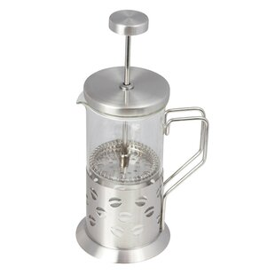 1-Cup French Press Coffee Maker
