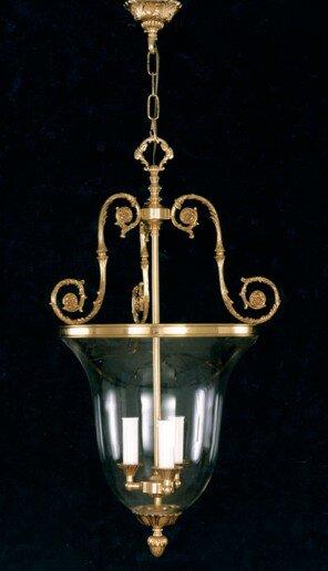 Ballou 3-Light Bowl Pendant