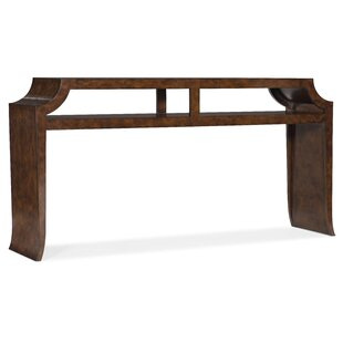Console Table by Hooker Furniture Wonderful