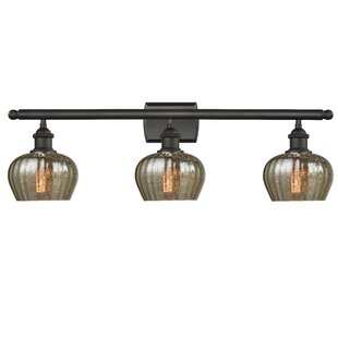 Gracie Oaks Dooling 3-Light Vanity Light