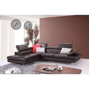 Orren Ellis Maulik Reclining Sectional