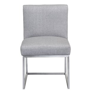 Sliwkowski Upholstered Dining Chair Orren Ellis