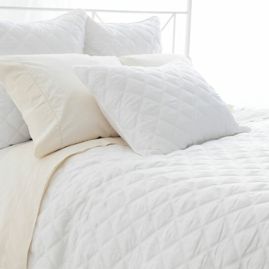 Tencel Quilted Silken Coverlet