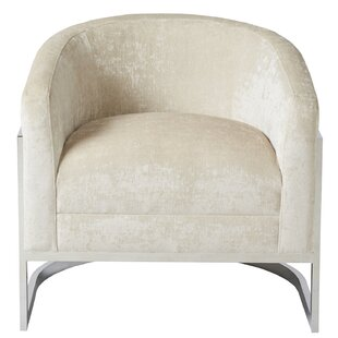 Affordable Kenton Barrel Chair ByMercer41