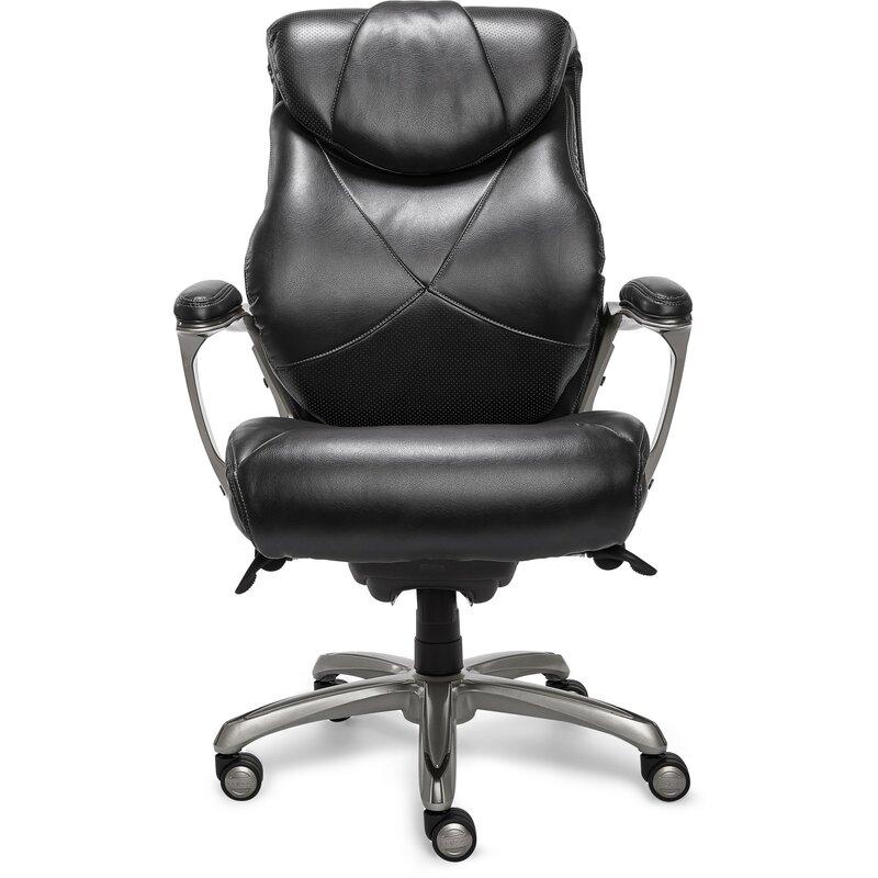 La Z Boy Cantania Executive Chair Wayfair