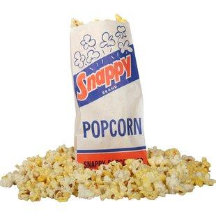 Snappy #1 Popcorn Sack (Set of 1000) by Snappy Popcorn